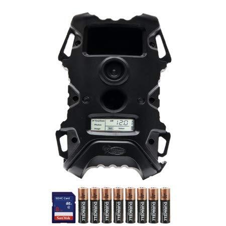 Wildgame Innovations Razor Extreme 14MP Lightsout Game Camera Bundle...