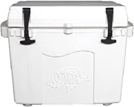 Taiga Coolers Leak Proof 27 Quart White Cooler with Heavy R5 Insulation