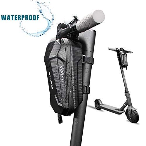 Scooter Tasche für Roller, Faireach Rollertasche Front Tube Bag Groß Lenkertasche Wasserfest, Vordertasche für Elektroroller Xiaomi MI Mijia M365 Sedway NinebotE ES1/ES2/ES3/ES4