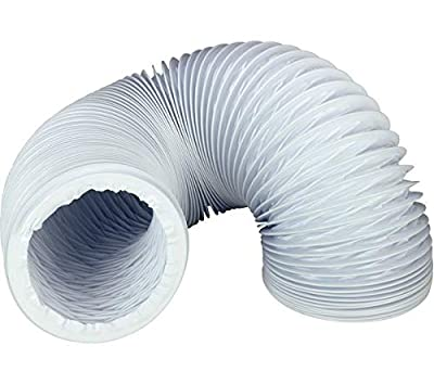 """Replacement Extra Strong Universal Tumble Dryer 4"""" inch x 2m metre Vent Hose Exhaust Pipe"""