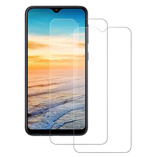 Mkej Vetro Temperato Samsung Galaxy S7 Pellicola, [2 Pezzi] HD Alta Trasparenza Senza Bolla Pellicola Protettiva di Vetro, Screen Protector [Resistenza ai Graffi] 3D Copertura Vetro Protettivo