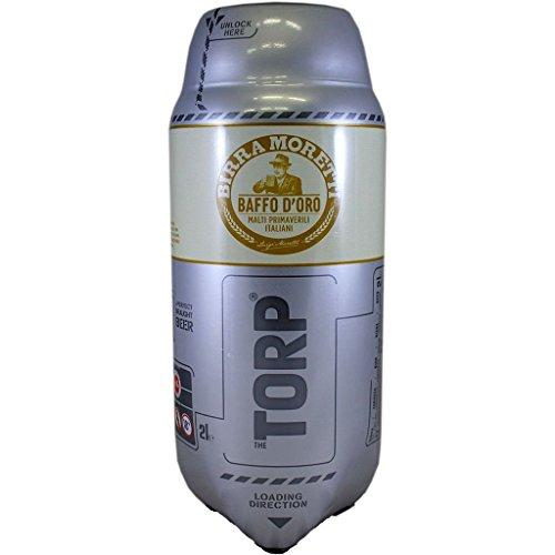 BIRRA MORETTI BAFFO D' ORO TORP 200 cl X5PZ Compatibile con The Sub