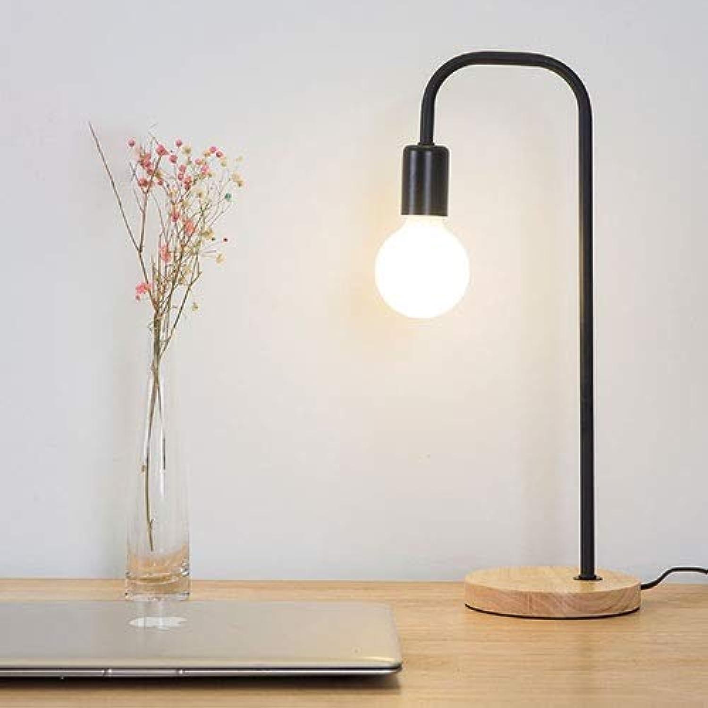 BAIF Büro-Studienarbeits-Tischlampe - einfaches Schlafzimmer-Nachttisch-Mdchen-Schreibtisch - Studie Augenschutz - dekorative Geschenke - Macarons Fashion Creative Lights steuerbare LED-Tischlam