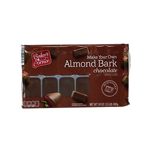 Chocolate Almond Bark Chocolate