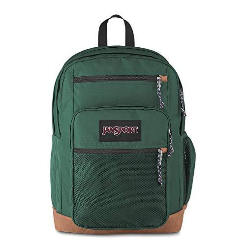 JanSport Huntington Backpack - Lightweight Laptop Bag | Blue Spruce