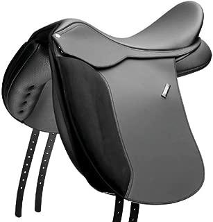 Wintec 500 Wide Dressage Flocked Saddle