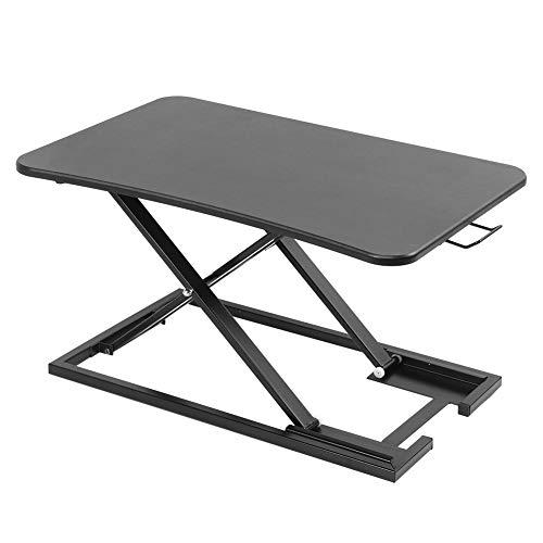 Escritorio fuerte, mesa ajustable de altura de la mesa del ordenador portátil, oficina durable para el hogar doméstico