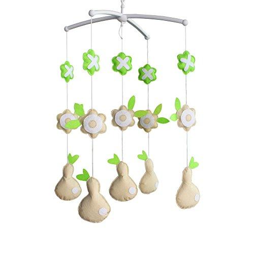 Creative Handmade Infant Mobil Home Décoration Pendaison Jouets [Sweet Fruit]