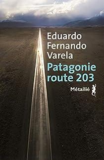 Patagonie route 203 par Varela