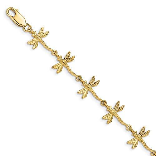 Sonia Jewels Dragonfly Bracelet