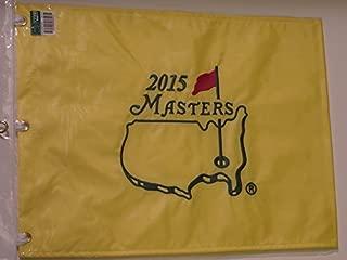 2015 Masters golf Flag Augusta National Jordan Spieth wins