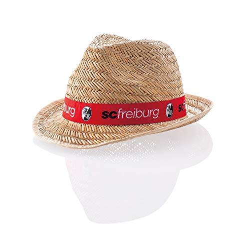SC Freiburg Strohhut, Mütze Hut Chapeau Sombrero