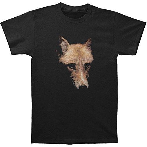 Emarosa Men's VS Fox T-shirt Large Black