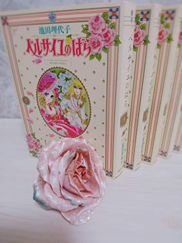 ベルサイユのばら 文庫版 コミック 全5巻完結セット (集英社文庫)