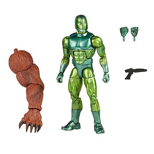 """Hasbro Marvel Legends Series, Action figure Guardsman alta 15cm, include 3 accessori e un elemento """"crea un personaggio"""", con design e articolazioni di alta qualità"""