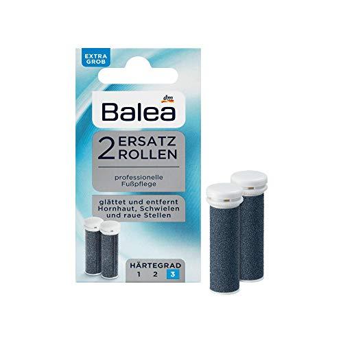 Balea Nachfüller Hornhautentferner Ersatzrollen extra grob, 1 x 2 St