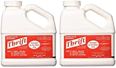 Odorless drain cleaner and is ideal for use in hospitals, schools or hotels Works on drains, sewer lines, grease traps, and septic systems Clean out a drain line in less than 60 seconds! Permanently End Clogged Drains 6 Pound Bottle of Thrift