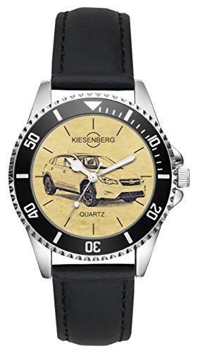 KIESENBERG Uhr - Geschenke für Subaru XV ab 2011 Fan Uhr L-5222
