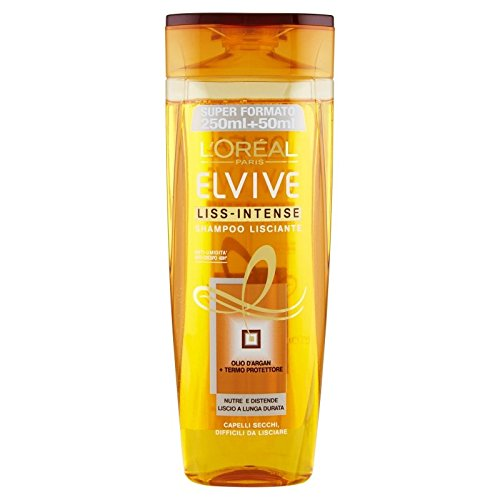 Elvive SH.Liss Intense, 300 ml, pack de 12