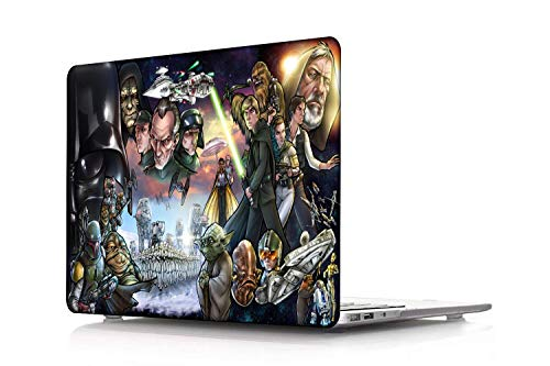 NEWCENT New MacBook Pro 15' Case,Plastic Ultra Slim Light Hard Case for Mac Pro 15 with Touch Bar 2016-2018 Release (Model:A1707/A1990),Cartoon 120