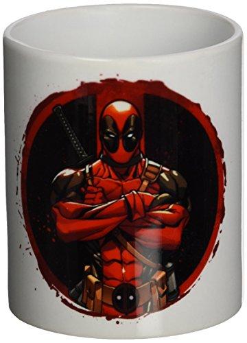 Taza Deadpool The Merch–Marvel