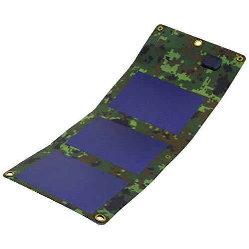 SUNEN NUOVO 5W potente caricatore solare 5V, uscita USB 1100mA, impermeabile, elastico, pannello viaggi luce