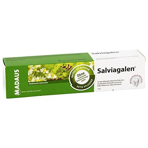 Salviagalen med. Zahncreme, 75 ml