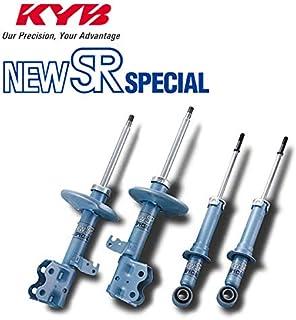 KYB カヤバ ショックアブソーバー ニューSRスペシャル 1台分 4本セット エブリィ DA64V 05/08~08/04 1~3型 ターボ/NA K6A FR/4WD