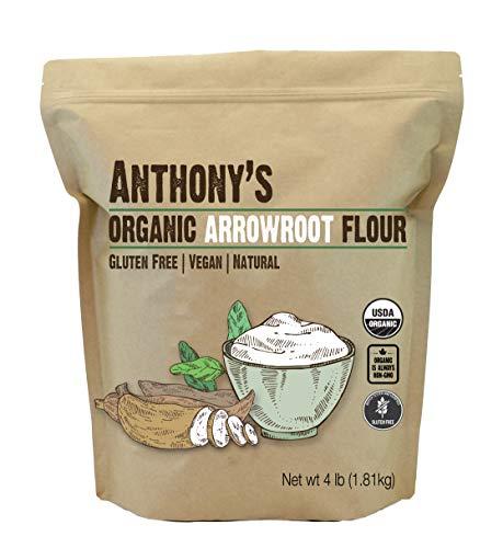 Anthony's Organic Arrowroot Flour