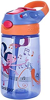 Contigo 50908 Gizmo Flip Autospout Kids Water Bottle, Blue