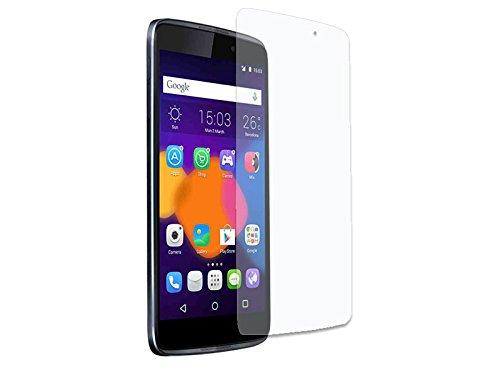 etuo Bildschirmschutzfolie für Alcatel One Touch Idol 3 (4.7) - 3H Folie Schutzfolie Bildschirm Display Schutz