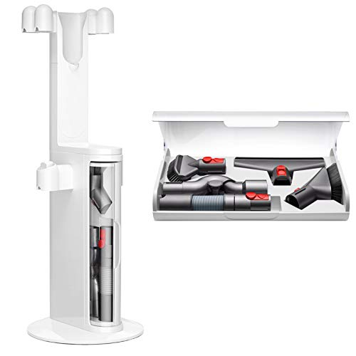 Dyson - Docking station per aspirapolvere Cyclone V10 SV12 Dok + kit di attrezzi