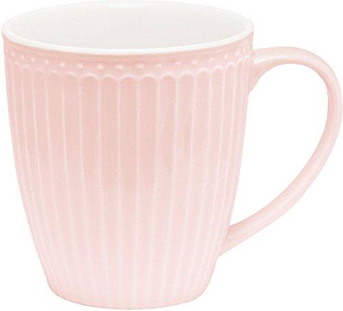 GreenGate - Mug - Tasse - Henkelbecher - Alice - Pale pink - Porzellan