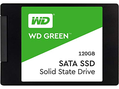 """WD Green 120GB 2.5"""" Internal Solid State Drive Model WDS120G2G1A"""