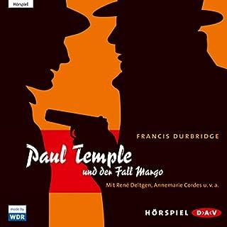 Paul Temple und der Fall Margo Titelbild