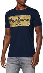 Pepe Jeans Charing Camiseta de Manga Corta para Hombre