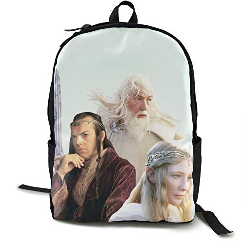 Frodo Baggins The Lo-rd of the Ri-ngs Frodo Baggins heroic fellowship of the ring Tablet Knapsack Fashion 2021.0 Teen,Boys,Girls,Student Outdoor sports,swimming mothers day gifts