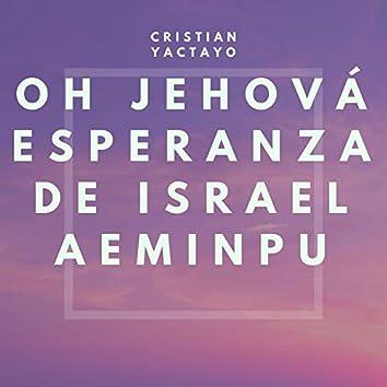 Oh Jehová Esperanza De Israel Aeminpu