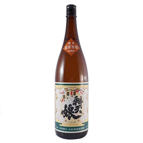 太田酒造場『辨天娘純米酒』