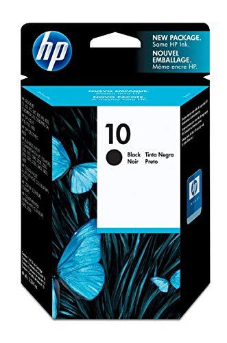 HP 10 Original Druckerpatrone (für HP Business Inkjet, HP Designjet) schwarz