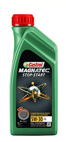 Castrol 159BAF MAGNATEC Stop-start 5W-30C3Motor Öl, 1l