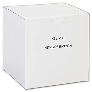 KT&C KEZ-c2DR28V12IRN Products HD-TVI & HD-SDI Outdoor Dome Camera
