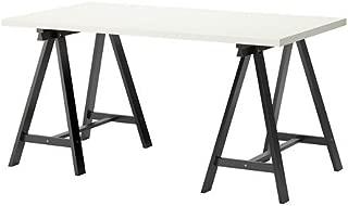 IKEA LINNMON/ODDVALD (59 Inch, WhiteBlack)