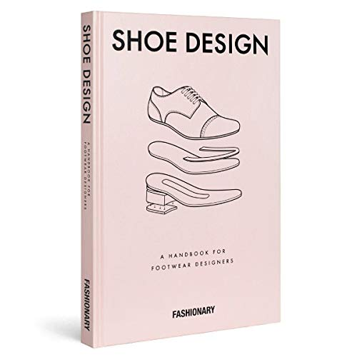 Fashionary Shoe Design: A Handbook for Footwear Designers