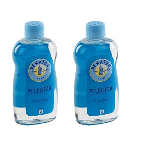 2x Penaten Baby Sanft Öl 500 ml - Bei Neugeborenen bewährt