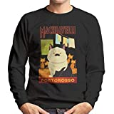 Photo de Pixar Luca Machiavelli Portorosso Men's Sweatshirt