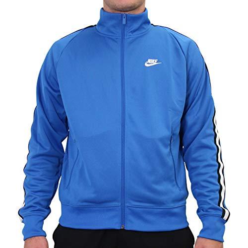 Nike Herren Sportswear N98 Jacke Blau L