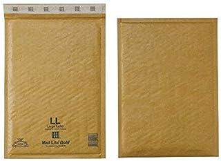 200 200 200 X LL MAIL LITE VERPACKT AIR GEPOLSTETER UMSCHLAG GROßBRIEF (250 X 350mm) - Gold B01DC384RM  Sehr gelobt und vom Publikum der Verbraucher geschätzt 60f573
