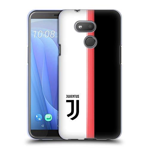 Head Case Designs Ufficiale Juventus Football Club in Casa 2019/20 Race Kit Cover in Morbido Gel Compatibile con HTC Desire 12s (2018)
