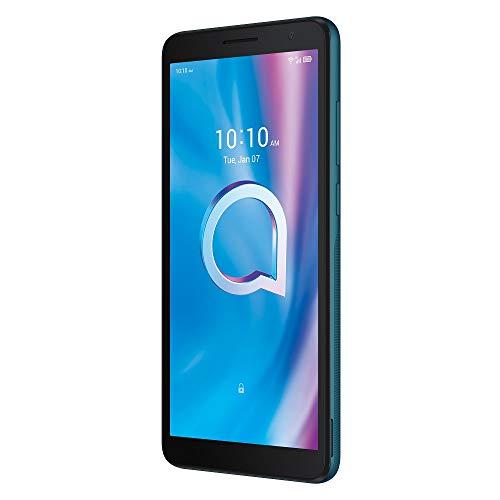 """Alcatel 5002D 1B - Smartphone con pantalla de 5.5"""" - 2GB RAM y 16GB Memoria y ampliable MicroSD - Cámara trasera 8MP Frontal 5MP - Verde"""
